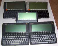 My Psion Collection!
