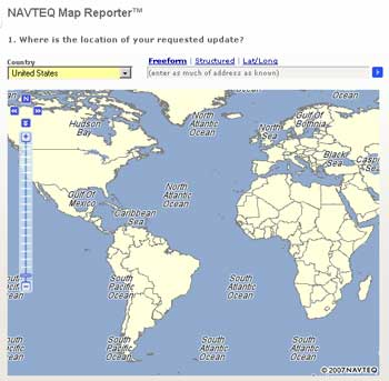 Navteq Map Updater