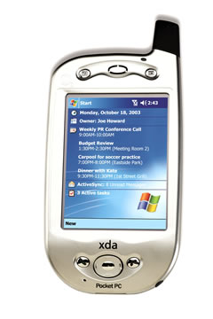 XDA Pocket PC Review